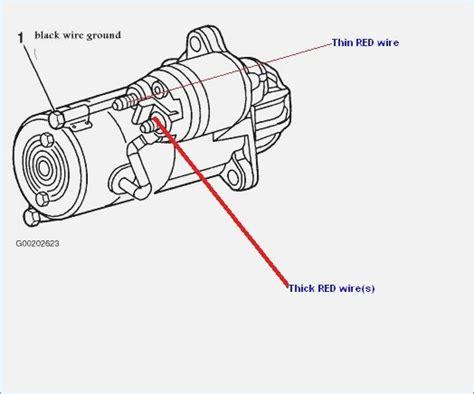 2005 Chevy Impala Starter Wiring Diagram