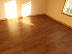 Vinal Plank Flooring Vinyl Plank Flooring With Brown Color For Small Room Spaces With White Wall Interior