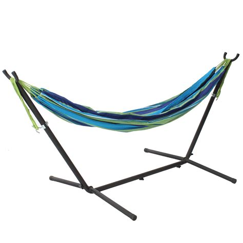 free standing hammock small free standing 8 ft adjustable metal hammock stand