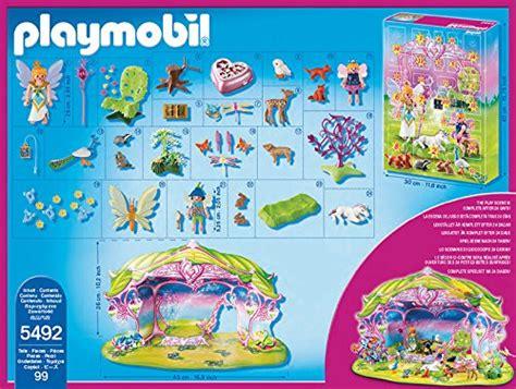 Calendario Adviento Playmobil Hadas Playmobil Navidad Calendario De Adviento Con Hadas 5492