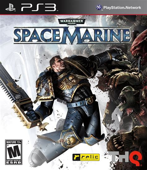 Ps3 Warhammer Space Marine warhammer 40 000 space marine playstation 3 ign
