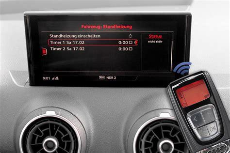 Standheizung Audi by Standheizung Nachr 252 St Set F 252 R Audi Q2 Ga