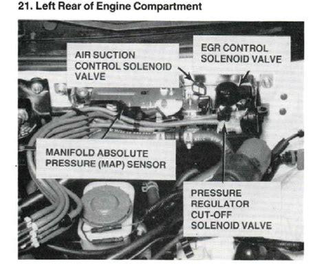 egr valve check engine light i have a 1989 acura legend v6 with 185 000 miles the