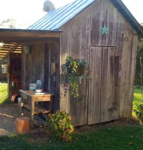inspiring shed designs