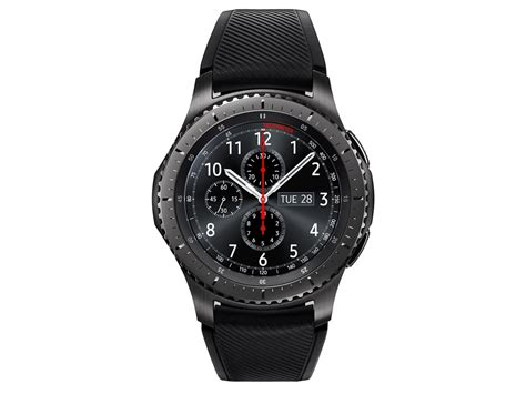 Samsung unleashes the Gear S3 Classic & Frontier on the