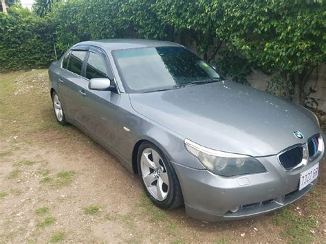 2005 Bmw 525i For Sale by 2005 Bmw 525i For Sale In Kingston Kingston St Andrew Cars