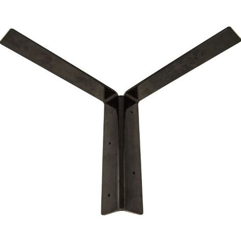 bar top brackets federal brace freedom counter top corner bracket in matte