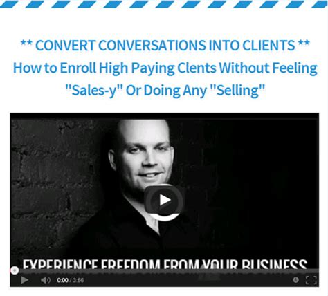 get mcintyre how to enroll high paying clients