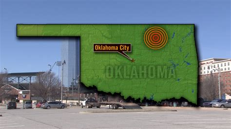 Oklahoma Records Oklahoma Records Largest Earthquake In State S History Iptv