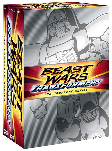 sale beast time photo set beast wars the complete series dvd box set on sale at