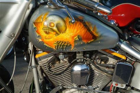 Motorrad Lackiererei Hamburg by Harley Davidson Lackierung