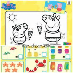 peppa pig printables free cheaps free peppa pig printable coloring page and