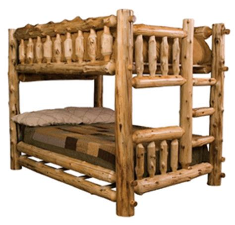 Log Bed Plans by Log Bunk Bed Plans Some Tips Before Purchasing One
