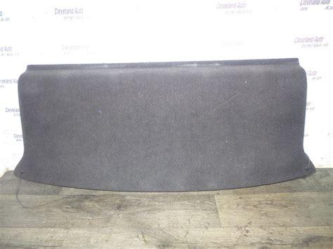 Seat Ibiza Parcel Shelf by 2006 Seat Ibiza 6l 3 Door Parcel Shelf Boot Load Cover