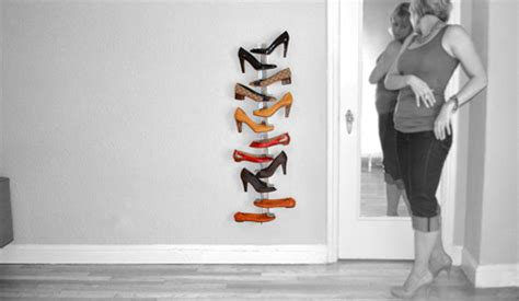 Sneaker Wall Rack by Shrine Rack Lets You Turn Your Shoes Into A Display