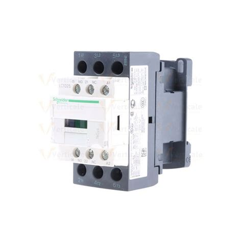 schneider electric si鑒e social contactor lc1d25e7
