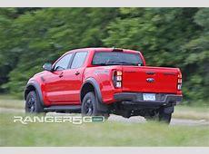 Spied: LHD Ranger Raptor Testing in US! Video + Pics ... Ford F150 Raptor 2017