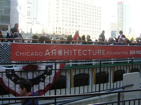 chicago boat tours architecture society wordless wednesday chicago architecture foundation river
