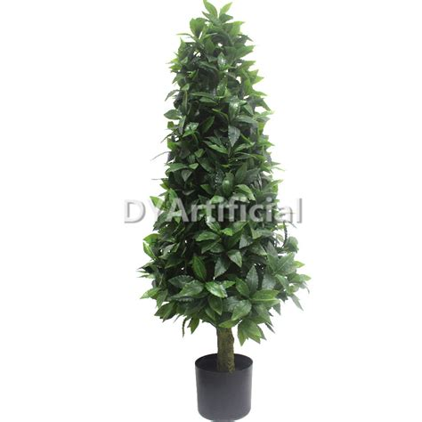 120cm artificial cone tower uv protection bay tree dongyi