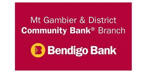 bendigo bank log in mount gambier easter festival