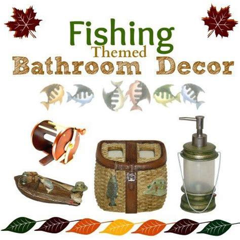 fish decor for bathroom bathrooms decor fishing and bathroom on pinterest
