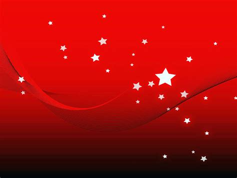 red classy active backgrounds presnetation ppt