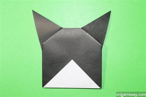 Origami Fox Advanced - origami origami way