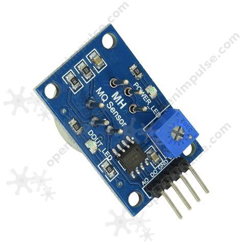 Mq 8 Gas Sensor By Akhi Shop mq 8 gas sensor module open impulseopen impulse