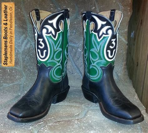 Custom Handmade Cowboy Boots - handmade boot exles at staplemans custom boots shoes