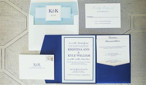 Wedding Invitations Inserts by Which Wedding Invitation Inserts Do You Need Weddingwire