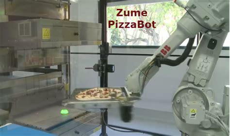 Zume Pizza Mba Internship by Robotic Pizza Startup Zume Raises 48 Million In