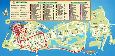 printable map key west key west maps printable related keywords suggestions