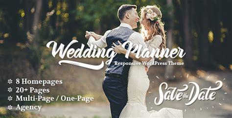 Wedding Planner Theme by Wedding Planner Responsive Wedding Theme