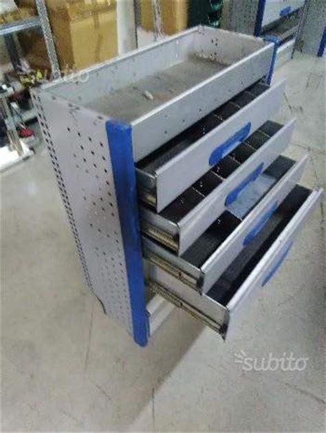 scaffali usati per furgoni scaffali per furgone a castelfranco veneto kijiji