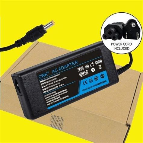 Adaptor Charger Asus Eeepc 900 900ha 1000h 12v 3a Kw1 ac adapter for asus eee pc 900 900a 900ha 901 900hd ac