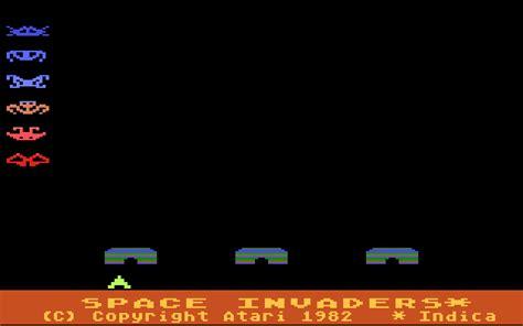 emuparadise atari 2600 atariage atari 5200 screenshots space invaders atari