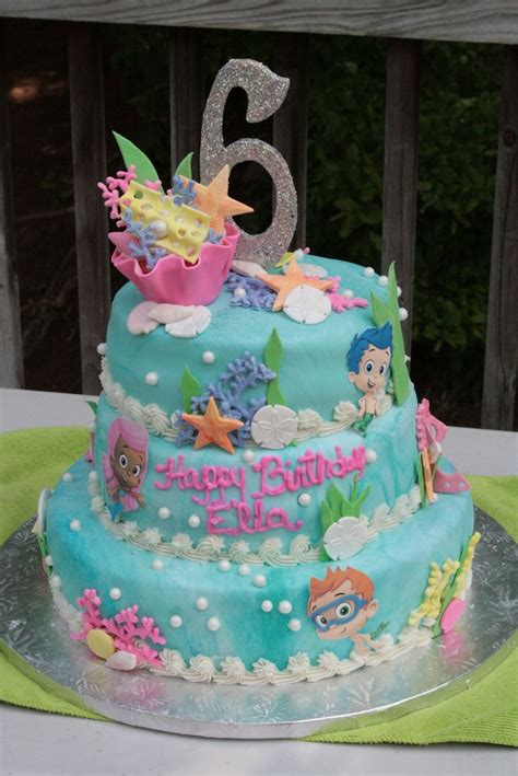 Guppies Cake Decorations by 17 Best Ideas About Guppies Decorations On