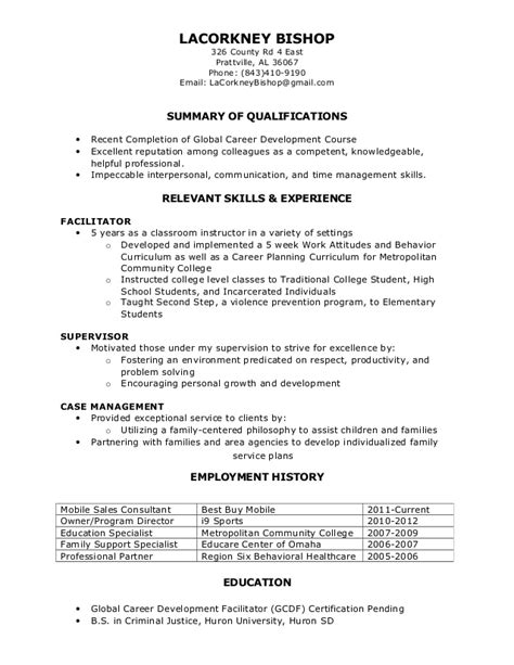 functional resume exle for office manager functional resume