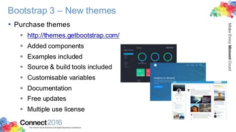 bootstrap themes getbootstrap building responsive applications using xpages