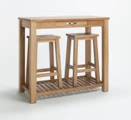 sherwood oak breakfast table with stools free delivery
