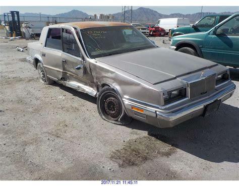 Chrysler New Yorker 1988 by 1988 Chrysler New Yorker