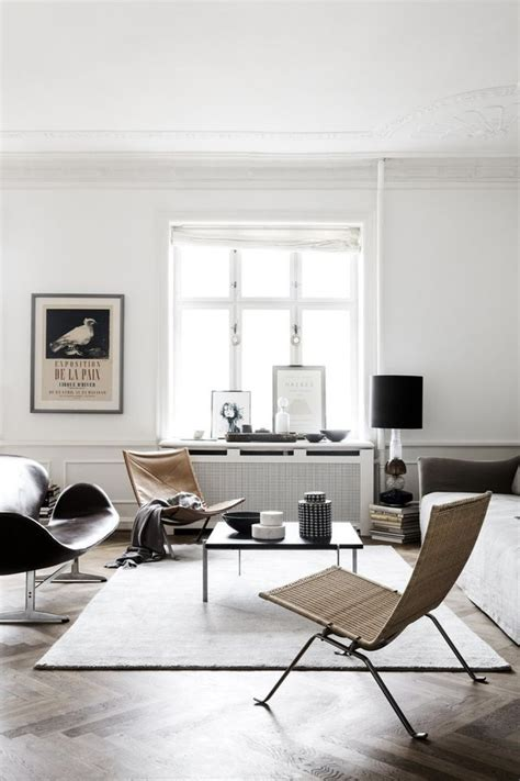 minimalistisches wohnzimmer die besten 25 minimalistisches poster ideen auf