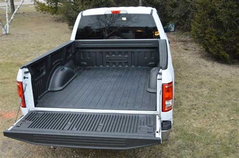 f150 bed liner 2015 to 2016 ford f 150 standard bed liner from dualliner
