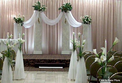 rent wedding ceremony decor    mood decor