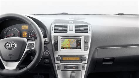 Auris Hybrid Interior Toyota Polska Aktualizacja Map Nawigacji Touch Amp Go