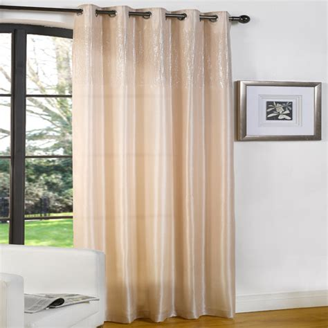 glamour curtains dreams n drapes glamour sequin eyelet curtain panel ebay
