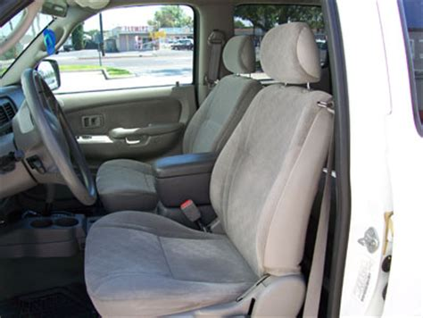toyota tacoma leather seat upgrade toyota tacoma 2005 2011 iggee s leather custom fit seat