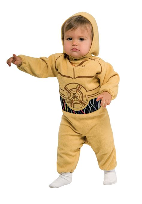 c3po toddler costume