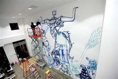 creative murals  facebook  david choe  jet martinez
