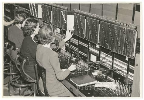 Www Switchboard Lookup Digital Forsyth Southern Bell Switchboard Operators 1939